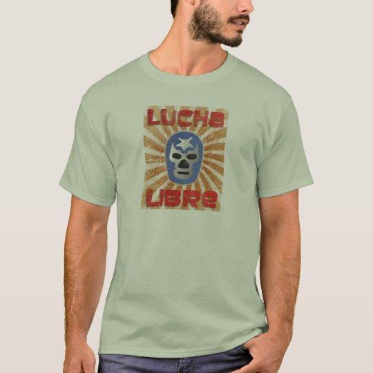 Lucha Libre Mexican Wrestling T-Shirt