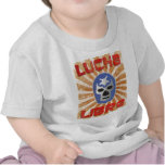 Lucha Libre Mexican Wrestling T-shirts