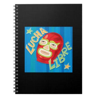 Lucha Libre Note Books