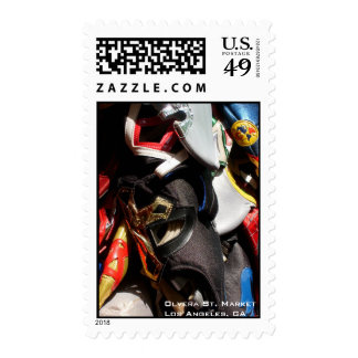 Lucha Libre Postage