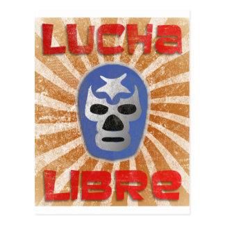 Lucha mexicana de Lucha Libre Tarjetas Postales