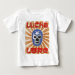 Lucha mexicana de Lucha Libre Tee Shirts