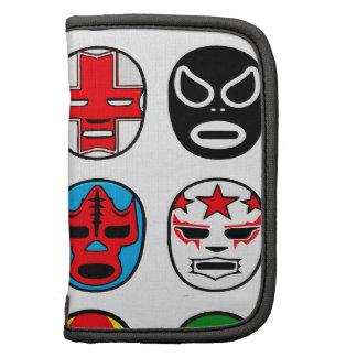 Lucha mexicana del luchador de la máscara de Lucha Planificador