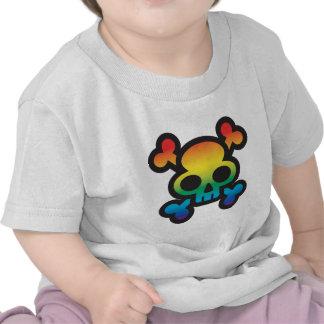 Lucha para el apodo de los derechos de los homosex camiseta