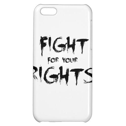 Lucha para la su derecha