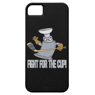 Lucha para la taza funda para iPhone SE/5/5s