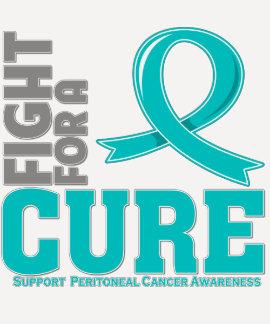 Lucha peritoneal del cáncer para una curación camiseta