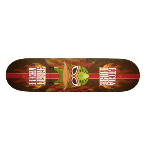 lucha Skateboard