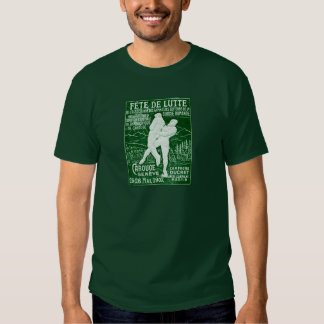 Lucha suiza 1907 camisas
