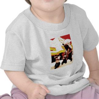 lucha urbana camisetas