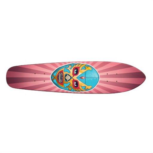 Luchaboy Skateboard Decks