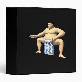 """Luchador 2 del sumo carpeta 1 1/2"""""""