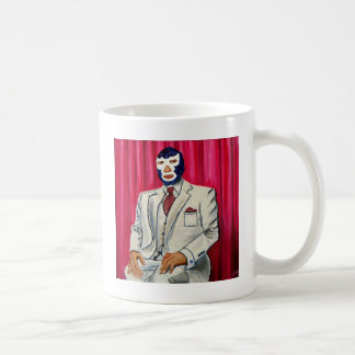 Luchador Coffee Mug