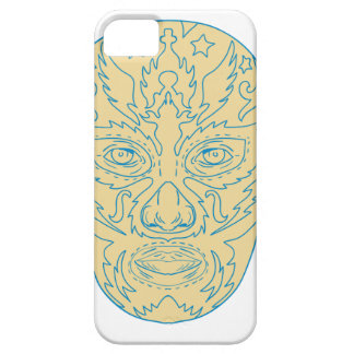 Luchador Lucha Libre Mask iPhone SE/5/5s Case