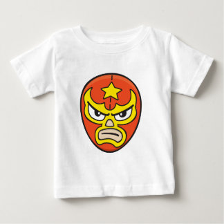 Luchador Mask 2 Baby T-Shirt