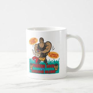 Luchador Noche Coffee Mug