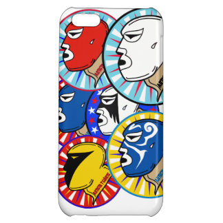 LUCHADOR PHONE CASE FOR iPhone 5C