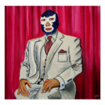 Luchador Posters