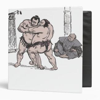"""Luchadores del sumo carpeta 1 1/2"""""""