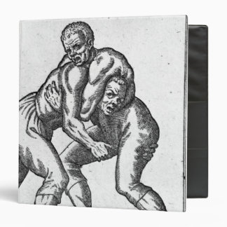"""Luchadores turcos carpeta 1 1/2"""""""