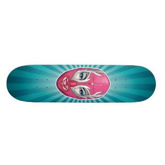 Luchagirl Skateboard Deck