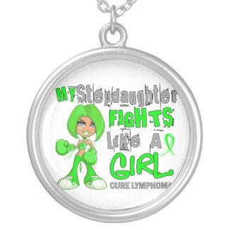Luchas de la hijastra como el linfoma 42 9 png del collar personalizado