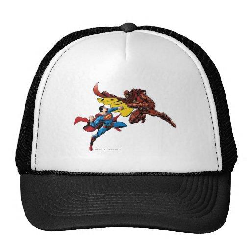 Luchas del superhombre gorras