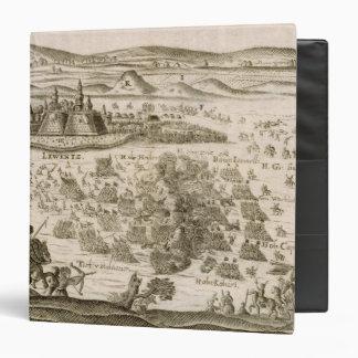 Luche cerca de la ciudad de Levice en 1664,