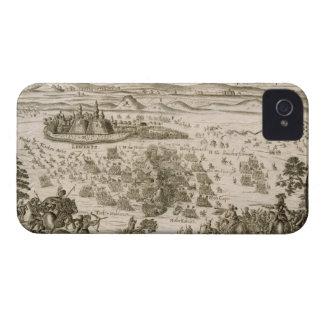 Luche cerca de la ciudad de Levice en 1664, illust Case-Mate iPhone 4 Carcasas