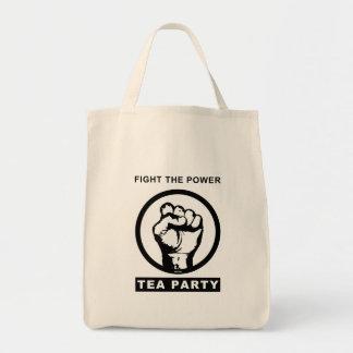 Luche el poder bolsas
