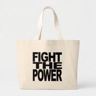 Luche el poder bolsa