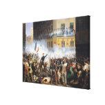 Luche en la ruda de Rohan, el 28 de julio de 1830, Impresiones En Lona