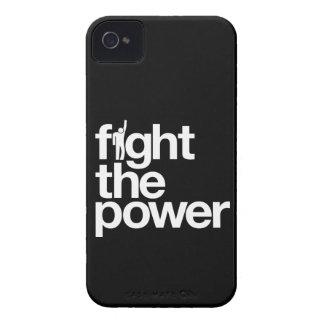 Luche la caja de la casamata del iPhone 4 del Funda Para iPhone 4