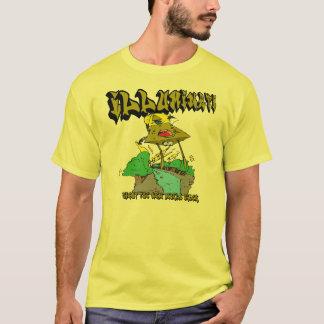 Luche la camiseta de Illuminati de la orden de