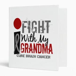 Lucho con mi cáncer de cerebro de la abuela
