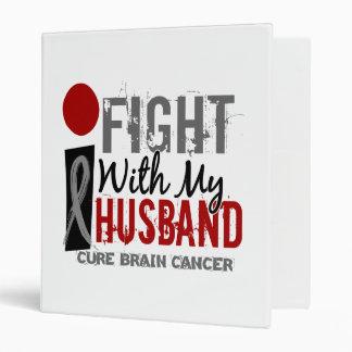 Lucho con mi cáncer de cerebro del marido