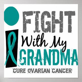 Lucho con mi cáncer ovárico de la abuela poster