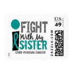 Lucho con mi cáncer ovárico de la hermana