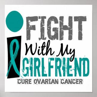 Lucho con mi cáncer ovárico de la novia impresiones