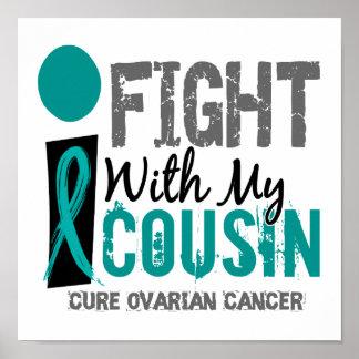 Lucho con mi cáncer ovárico del primo impresiones