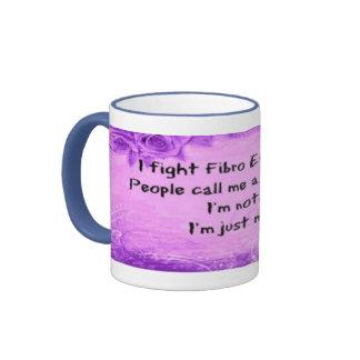 Lucho fibro taza de café