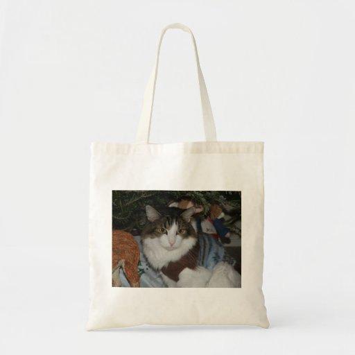 Lucho-Noel-Raindeer.jpg Budget Tote Bag