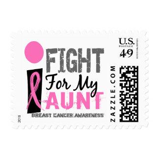 Lucho para mi cáncer de la tía pecho envio