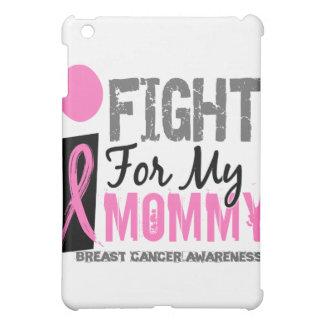 Lucho para mi cáncer de pecho de la mamá