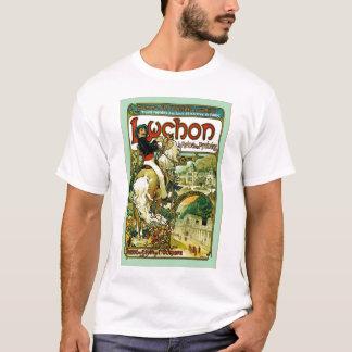 Luchon ~ Alphonse Mucha T-Shirt