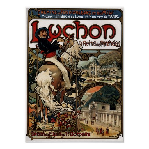 Luchon Poster