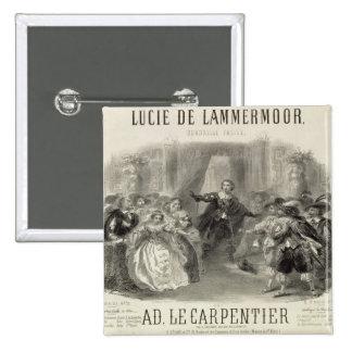 Lucia de Lammermoor' the opera Button