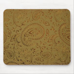 Lucia Gold Mousepads