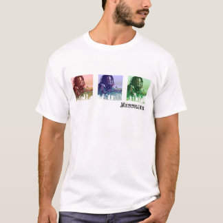 Luciano 2 CityScape RBG 3 T-Shirt