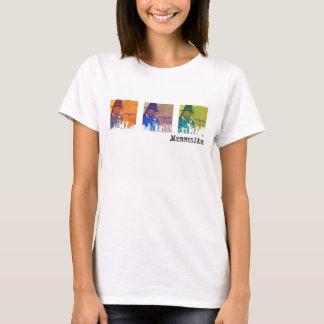 Luciano 3FM CityScape RBG 3 T-Shirt